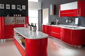 Тенденции кухонной мебели