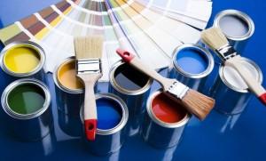 Краска для потолочной поверхности