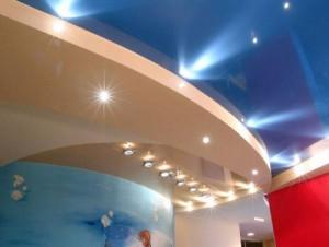 Подвесной потолок: основные моменты
