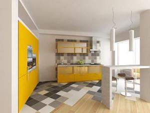Проектирование и дизайн современной кухни