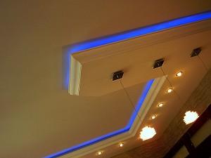 Основы монтажа потолочной конструкции